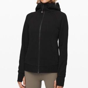 Lululemon Black Scuba Jacket